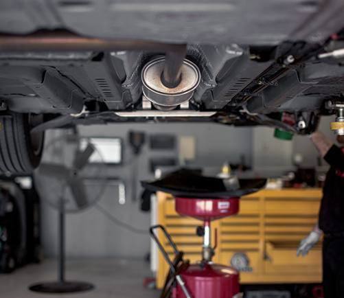 Muffler & Exhaust Repair in Mt Pleasant | Auto-Lab  - content-new-exhaust